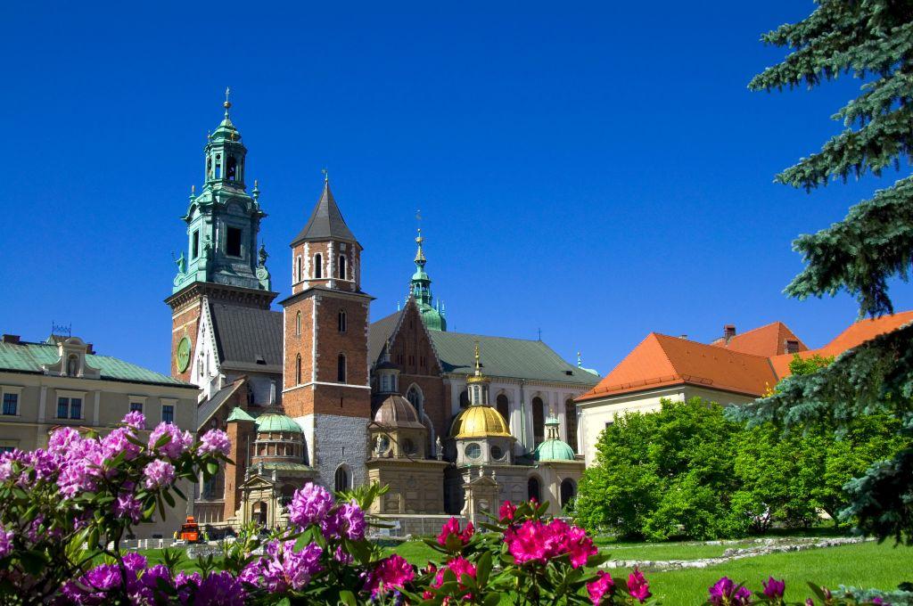 Wawel - Krakau - Polen